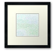 i'm lost in your kisses and hugs Framed Print