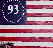 We Honor Flight 93 Heroes by Joyce MacPhee