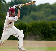 Cover Drive by Ben Porter