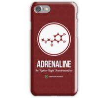 Neurotransmitter Series: Adrenaline iPhone Case/Skin