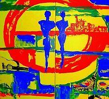 Jamaican American by Joyce MacPhee