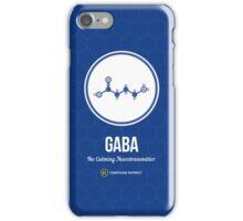 Neurotransmitter Series: GABA iPhone Case/Skin
