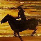 Midnight Ride by Joyce MacPhee