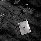 The card is now Diamonds by Luke Stevens