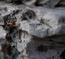 Cliffhanger by Mark Wilson