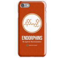 Neurotransmitter Series: Endorphins iPhone Case/Skin