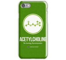 Neurotransmitter Series: Acetylcholine iPhone Case/Skin