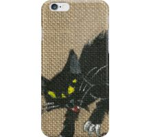 The Witch's Familiar iPhone Case/Skin