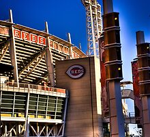 Great American Ball Park by Stenger