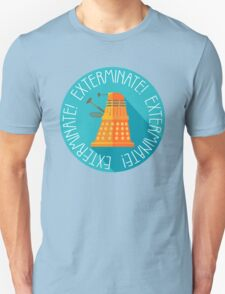 Doctor Who Dalek Exterminate! Unisex T-Shirt