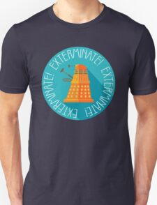 Doctor Who Dalek Exterminate! T-Shirt
