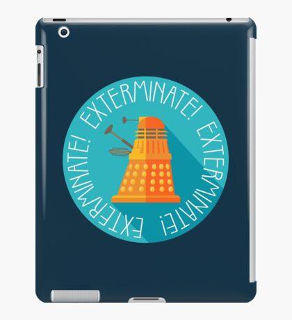 Doctor Who Dalek Exterminate! iPad Case/Skin