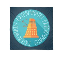 Doctor Who Dalek Exterminate! Scarf