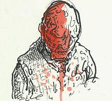 Quick dark sketch by Sebastiaan Koenen
