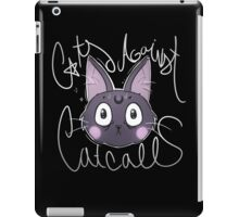 Cats Against Catcallls iPad Case/Skin
