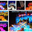 Edinburgh Tattoo  by ©The Creative  Minds