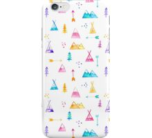 Camping iPhone Case/Skin