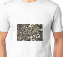 Nuts and bolts Unisex T-Shirt
