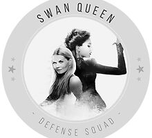 Swan Queen - defense squad -  by aunicorndumbass