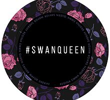 #SWANQUEEN by aunicorndumbass