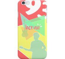 Geometric Niall Horan iPhone Case/Skin