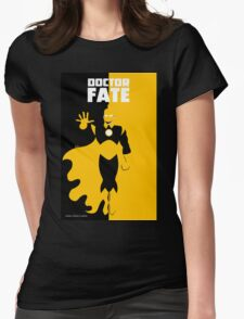 DOCTOR FATE Womens Fitted T-Shirt