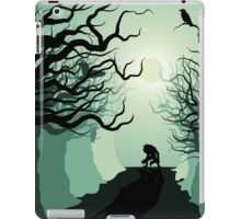 Crows and the Werewolf iPad Case/Skin