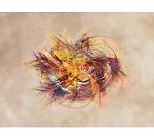 Great Bang Fractal Art Photographic Print