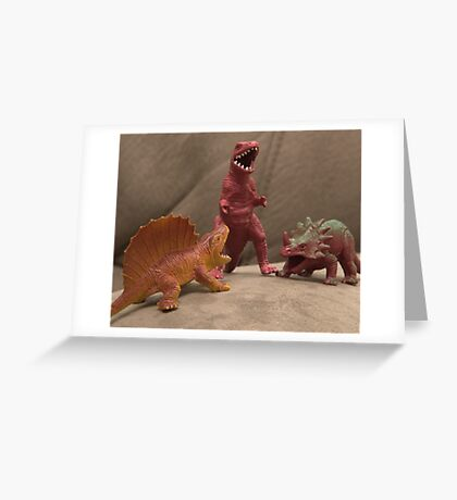 Monster Mash Greeting Card