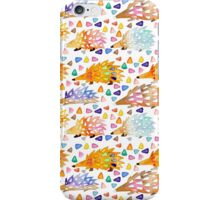 Hedgehogs iPhone Case/Skin