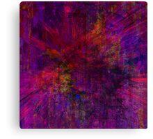 Paradox abstraction Canvas Print