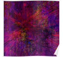 Paradox abstraction Poster