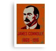 James Connolly 1868 - 1916 Canvas Print