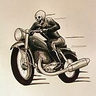 Hell On Wheels by Lee Twigger