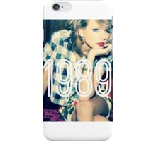 Taylor Swift 1989 Designs iPhone Case/Skin
