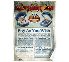 Advertisements Photoplay Magazine February 1915 0184 Harold Lachman Company Poster