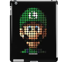 Luigi - Pictodotz iPad Case/Skin