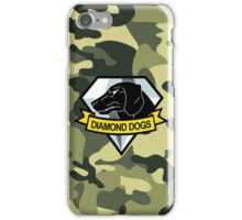 Diamond Dogs iPhone Case/Skin