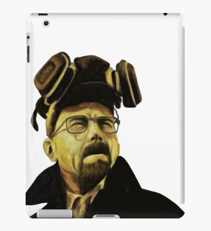 Breaking Bad- Walter White iPad Case/Skin