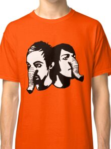 Death From Above 1979 - Head's Up Elelphant Head's Classic T-Shirt