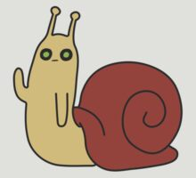 Adventure Time Snail Trance by joshdbb