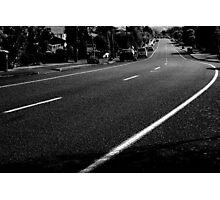 Around The Bend Photographic Print
