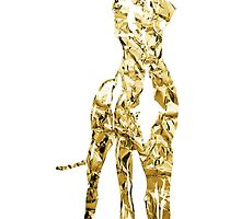 Gold Great Dane by Doggenhaus