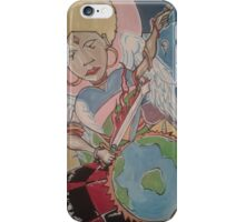The Guardian of Peace iPhone Case/Skin