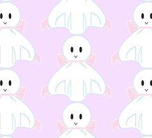 Pink Teru Teru Bozu by magical-elf