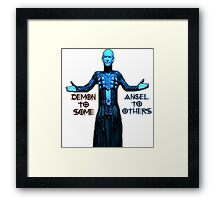 PINHEAD THE CENOBITE Framed Print