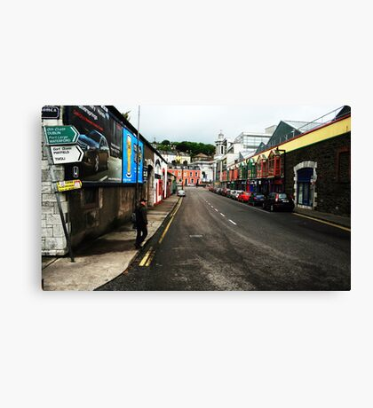 Cork Canvas Print