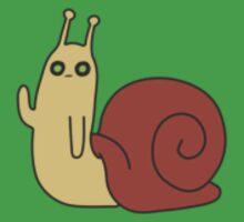 Adventure Time Snail Trance - Small by joshdbb
