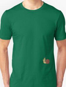 Adventure Time Snail Trance - Small Unisex T-Shirt