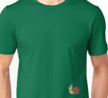 Adventure Time Snail Trance - Small Unisex T-Shirt